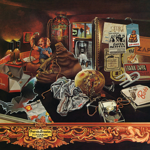 Over-Nite Sensation by Frank Zappa