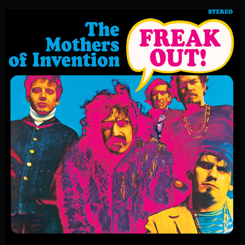Freak Out! by Frank Zappa