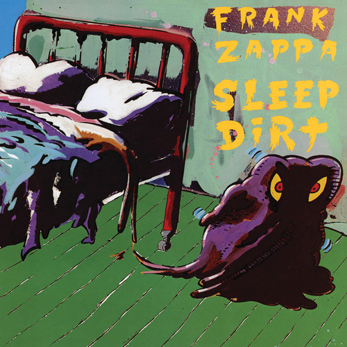 Sleep Dirt by Frank Zappa