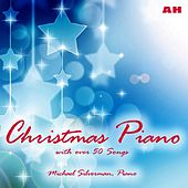 Christmas Piano (with 50+ Songs) by Michael Silverman