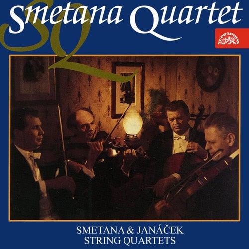 Smetana & Janáček: String Quartets by Smetana Quartet