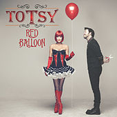 Red Balloon by Totsy