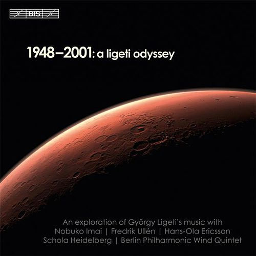 1948–2001: A Ligeti Odyssey by Various Artists