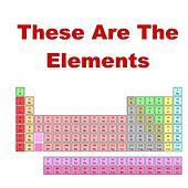 These Are the Elements by David Newman