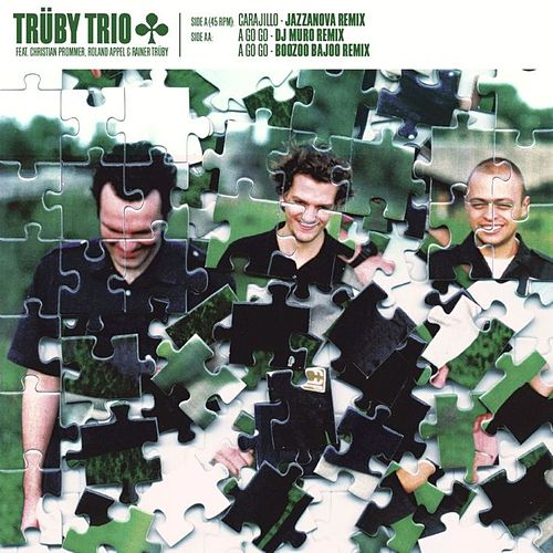 A Go Go Remixes by Truby Trio