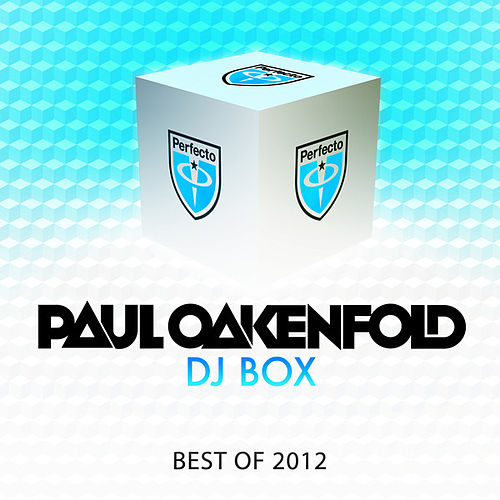 DJ Box - Best Of 2012 by Various Artists