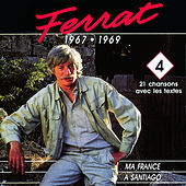 1967 - 1969 : Ma France - A Santiago by Jean Ferrat