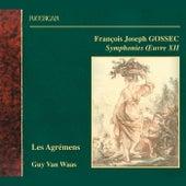Gossec: Symphonies Oeuvre XII by Les Agrémens