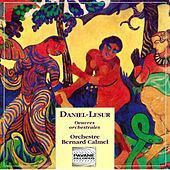 Daniel-Lesur: Œuvres orchestrales by Various Artists