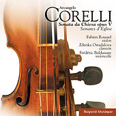 Corelli: Sonata da Chiesa Opus V (Collection Elévation) by Zdenka Ostadalova