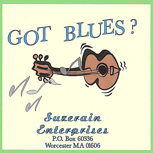 got blues? by Milton Kerr