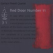 Red Door Number 11 by Garrison Fewell