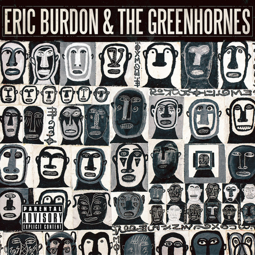 Eric Burdon & The Greenhornes by Eric Burdon