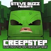Creepstep (Minecraft Dubstep) by Steve Duzz