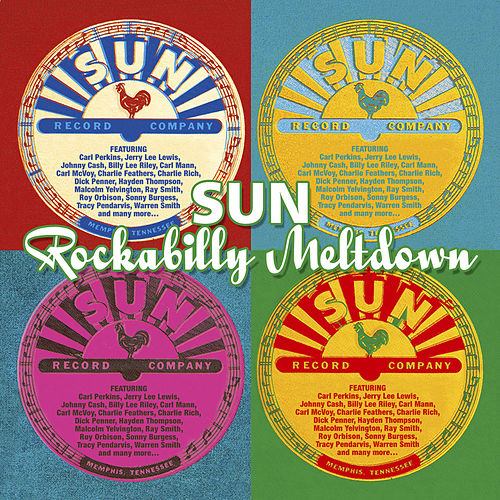 Sun Rockabilly Meltdown by Various Artists