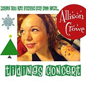 Tidings Concert by Allison Crowe