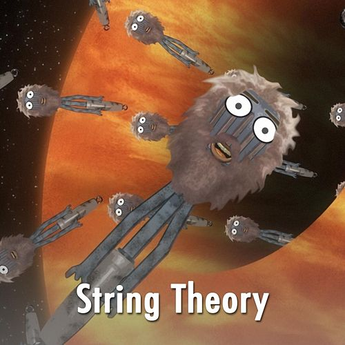 String Theory by Jason Steele