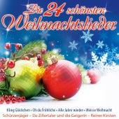 Die 24 schönsten Weihnachtslieder by Various Artists