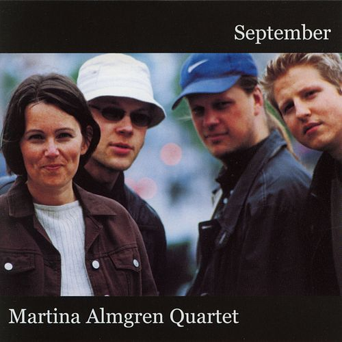 September by Martina Almgren Quartet