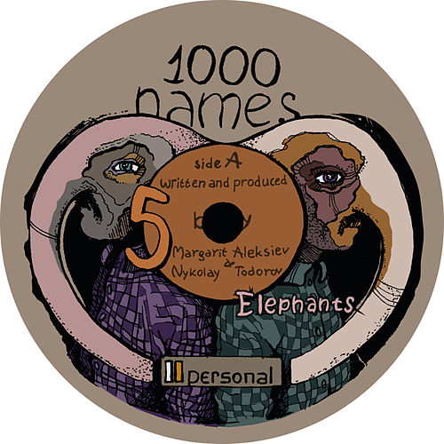 50 Elephants / How To Groove by 1000 Names