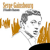 27 Grandes Chansons by Serge Gainsbourg