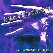 Footprints On the Moon by Roger Brainard