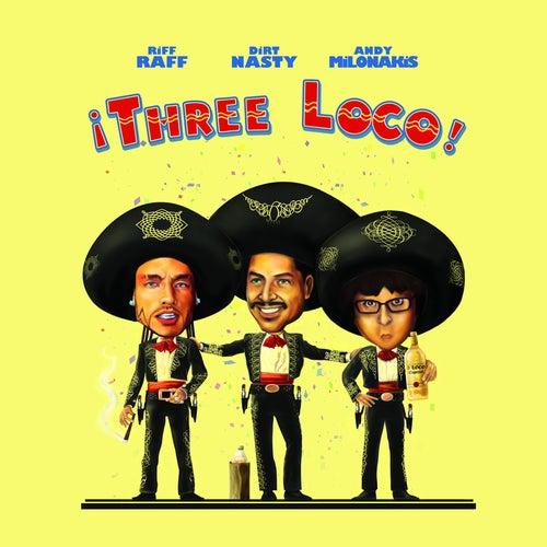 Three Loco EP by Three Loco