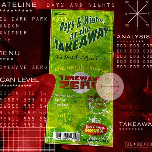 Days and Nights at the Takeaway 11: November by Spoek Mathambo