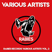 Rabies Records Various Artists Vol. 2 by Various Artists