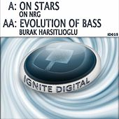 On Stars / Evolution of Bass - Single by Various Artists