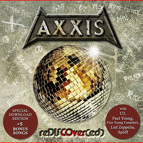 reDISCOver(ed) [Bonus Edition] by AXXIS