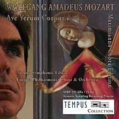 Mozart - Ave Verum Corpus, Kv 618 by Maximianno Cobra