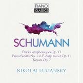 Schumann - Études Symphoniques Op. 13 by Nikolai Lugansky