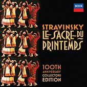 Stravinsky: Le Sacre Du Printemps 100th Anniversary Collectors Edition by Various Artists