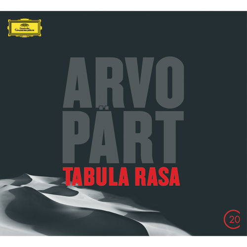 Pärt: Tabula Rasa; Fratres; Symphony No. 3 by Various Artists