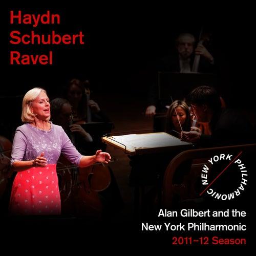 Haydn, Schubert, Ravel by New York Philharmonic