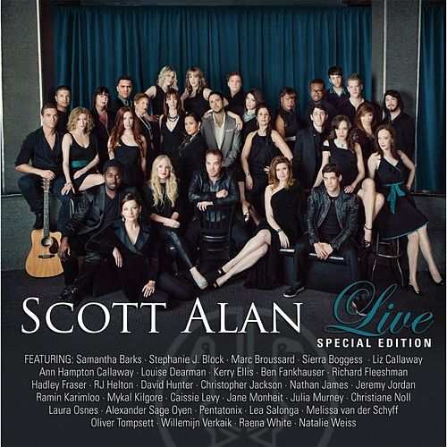 Scott Alan Live (Special Edition) by Scott Alan