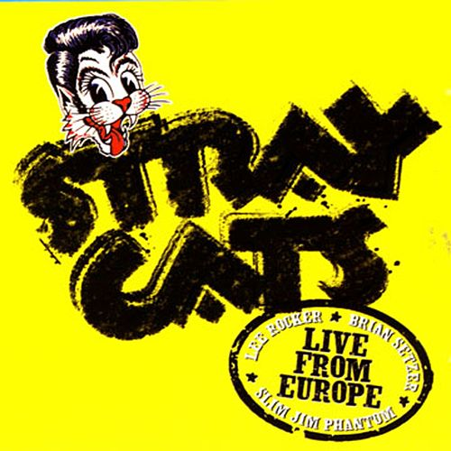 Live In Europe - Turku 7/10/04 by Stray Cats
