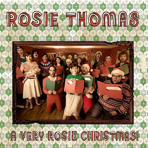 A Very Rosie Christmas by Rosie Thomas
