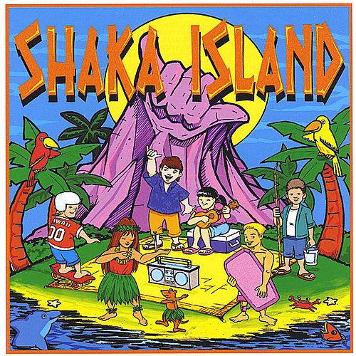 Shaka Island by Various Artists