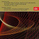 Feld, Sommer: Concerto for Flute and Orchestra, Antigona by Various Artists