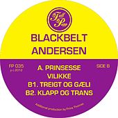 Prinsesse Vilikke by Blackbelt Andersen