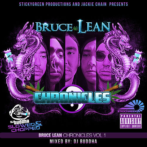 Bruce Lean Chronicles Vol. 1 by Jackie Chain