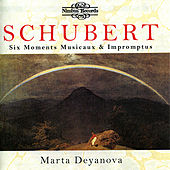 Schubert: Six Moments Musicaux & Impromptu by Marta Deyanova