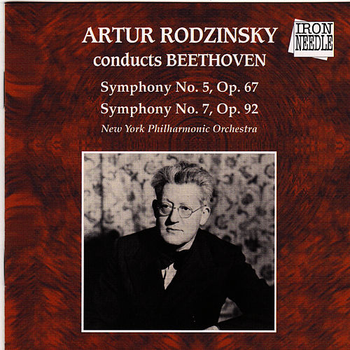 Artur Rodzinsky Conducts Beethoven by New York Philharmonic