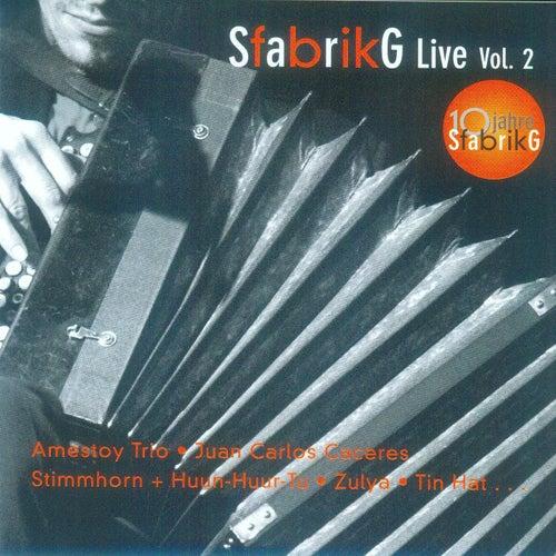 Sargfabrik Live Vol. 2 by Various Artists