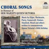 Choral Concert: Spiritus Chamber Choir - Goodhart, A.M. / Somervell, A. / Lloyd, C.H. / Elgar, E. / Stanford, C.V. / Bridge, F. / Stainer, J. by Spiritus Chamber Choir