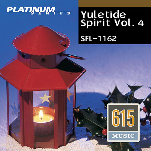 Yuletide Spirit Vol. 4 - Eclectic New Versions of Christmas Classics by Holiday Music Ensemble