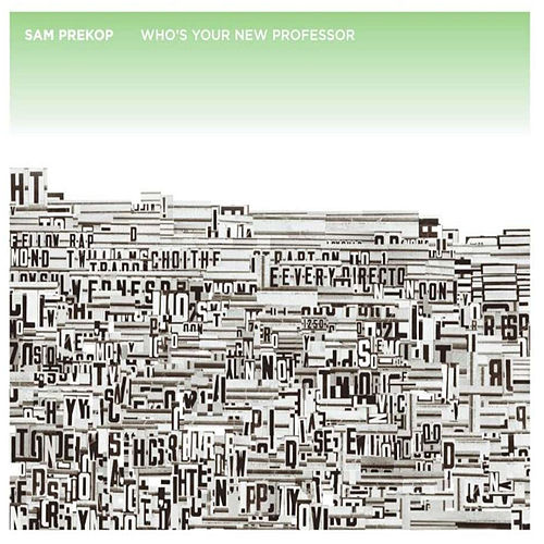 Who's Your New Professor by Sam Prekop