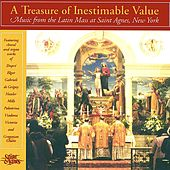 A Treasure of Inestimable Value by St. Agnes Choir